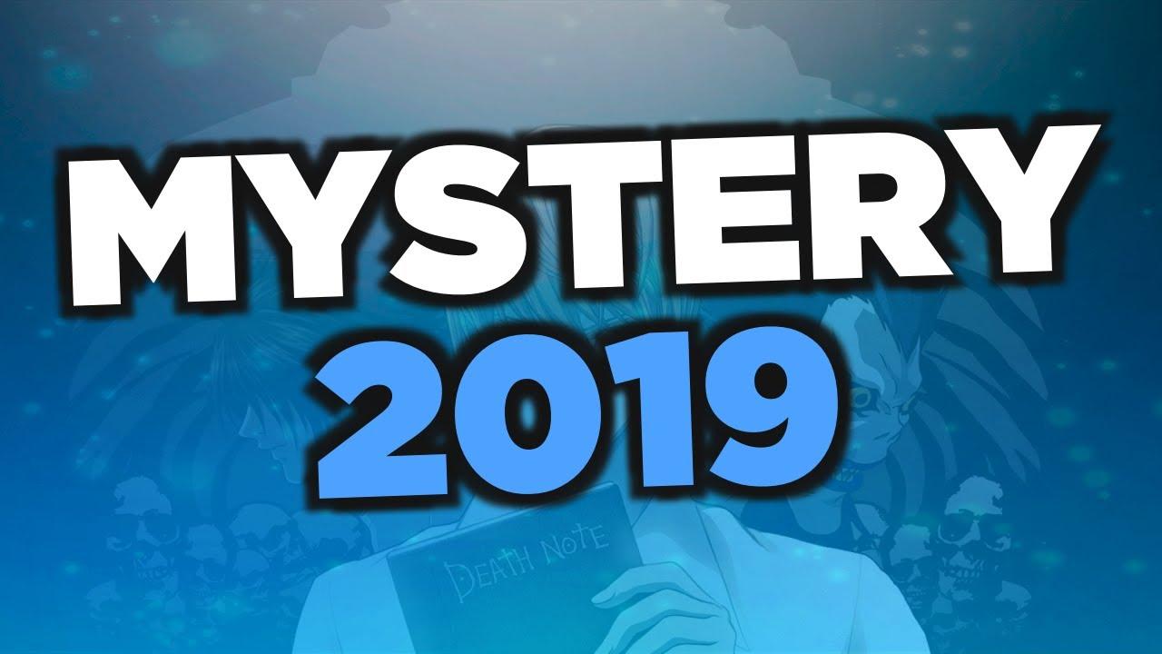Mystery Serien 2019