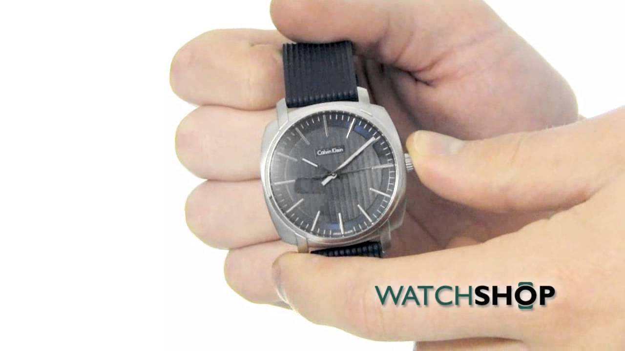 Watchk5m311znBy Men's Watchshopofficial Klein Calvin Calvin OnX0NPZ8wk