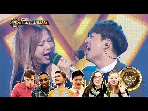 Classical Vocalists React: Solji(EXID) & Doo Jinsu 'West Sky' @Duet Song Festival
