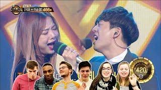 Classical Vocalists React: Solji(EXID) & Doo Jinsu 'West Sky' @Duet Song Festival - Stafaband