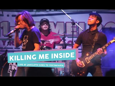 [HD] Killing Me Inside - Leaving (Live at JakCloth Goes to Yogyakarta, Mei 2017)