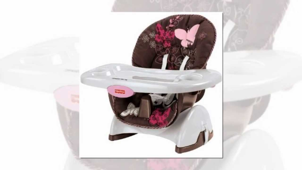 fisher price high chair space saver reviews. space saver high chair, mocha butterfly by fisher price review chair reviews