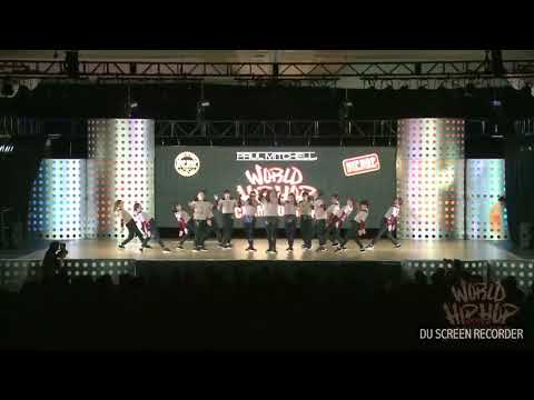 UPEEPZ | Hip Hop International 2017 semifinals