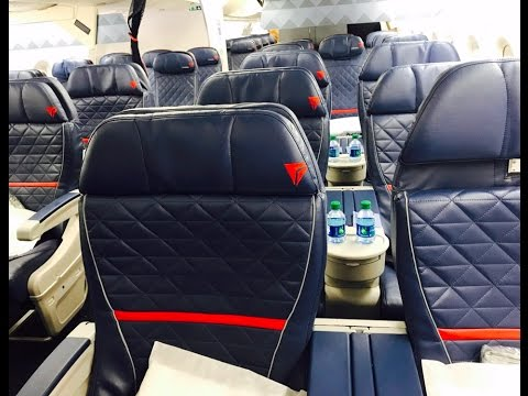 Flight Report ATL-BOG Delta First Class 757-200 Domestic Configuration  (Atlanta to Bogota, Colombia)