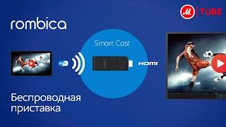 приставка Rombica Smart Cast