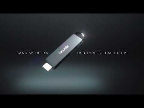 Sandisk Ultra 32GB USB 3.1 USB-C Black