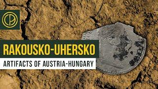 Metaldetecting: Rakousko-uherské políčko (Austrian-Hungarian finds on field)