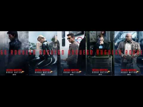 01   Mission׃ Impossible   Rogue Nation Theme The A400⁄Intro