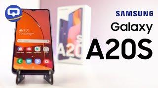 Samsung Galaxy A20S на Snapdragon. Полный обзор. купили на сдачу / QUKE.RU /