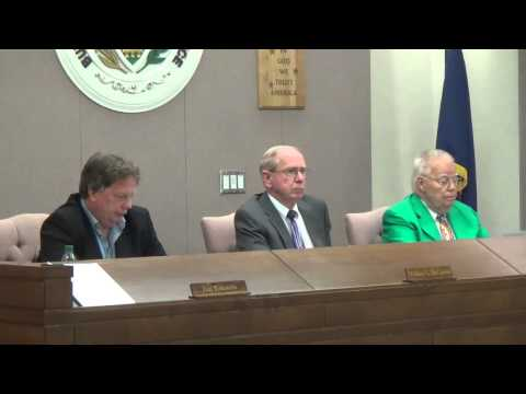 Butler County Commissioners Meeting 5 13 15