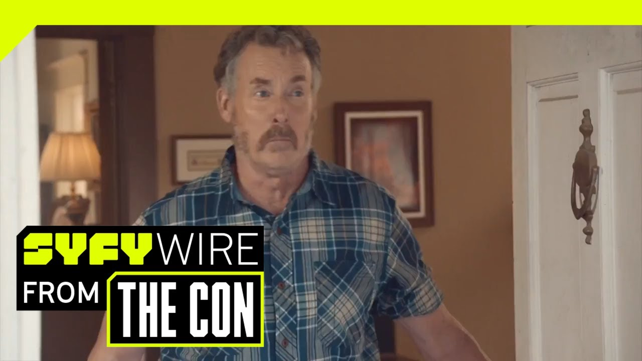 Download Stan Against Evil Season 3 Will Feature Murder And Singing | SDCC 2018 | SYFY WIRE