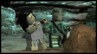 LEGO Indiana Jones 2: The Adventure Continues (DS PSP PS3 Wii Xbox360) Trailer #3