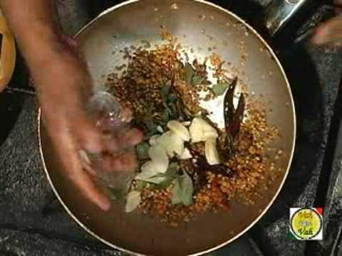 Eggplant Fry - Gutti Vankaaya Kura  - By Vahchef @ Vahrehvah.com