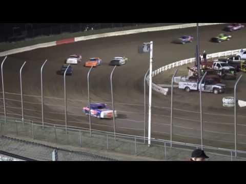 I-80 Speedway Bugeater Bash 2017 Hobby Stock Heat