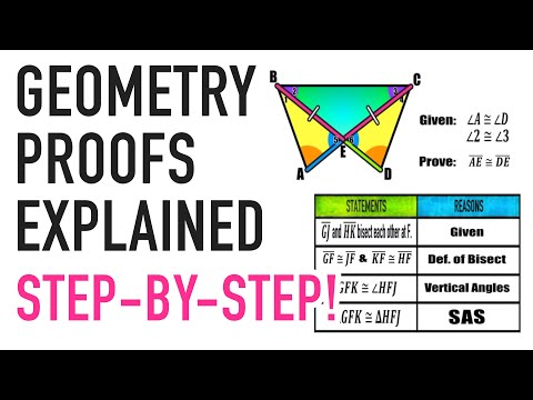 ☆ Practice With Geometry Proofs | Congruent Triangles & CPCTC