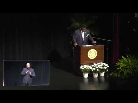 2016 State of the Campus Address
