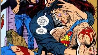 Superman's Death (From the Comics) HD