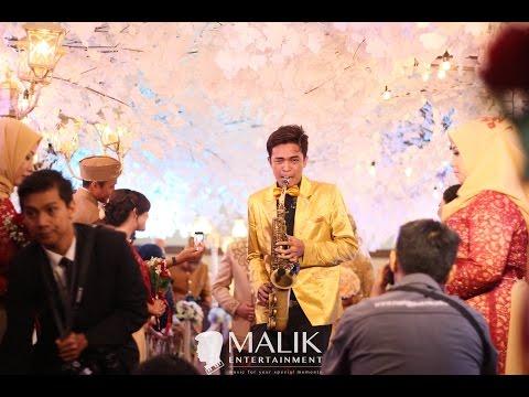 Prosesi Masuk Pengantin Muslim Modern | Sholawat - Setia | WEDDING MUSIK SURABAYA