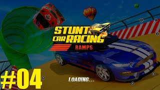 RAMP CAR STUNTS RACING EXTREME CAR STUNTS GAMES  #04