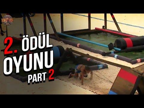 2. Ödül Oyunu 2. Part | 23. Bölüm | Survivor Türkiye