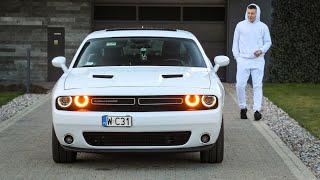 Typowy dzień właściciela Dodge Challengera: