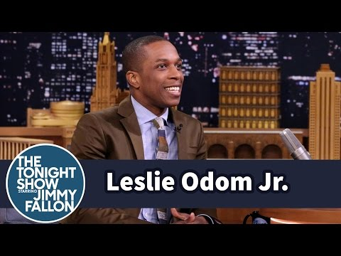 Leslie Odom Jr. Almost Witnessed Shonda Rhimes Fight Art Garfunkel