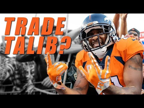 Broncos Trying to Trade Aqib Talib