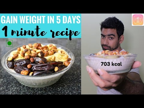 This Budget Meal Will Make You Gain Weight In Just 5 Days - NO COOKING