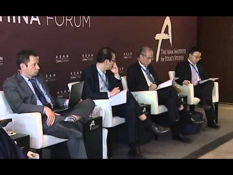 [Asan China Forum 2012] Session I - China and Japan