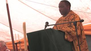 Homily_St Ignatius College, Harare, Zimbabwe, 50 years Celebration by Fr. Joe Arimoso, SJ