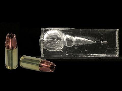 RIP ammo vs Ballistics Gel - RatedRR Slow Mo