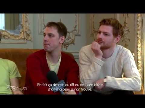 Un Café Avec ... Django Django ! Interview VOST