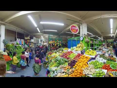 360 Video: Trading Across Borders in Guatemala and Honduras