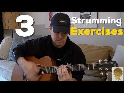 3 Strumming Exercises to Improve Your Music