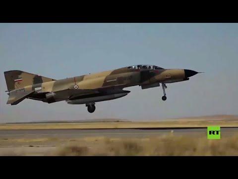 فيديو.. إيران تجري مناورات عسكرية جوية مكثفة  - نشر قبل 2 ساعة