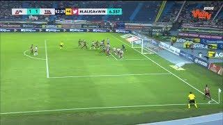 Junior vs. Tolima (1-1) Liga Aguila 2019-I | Cuadrangulares Fecha 3