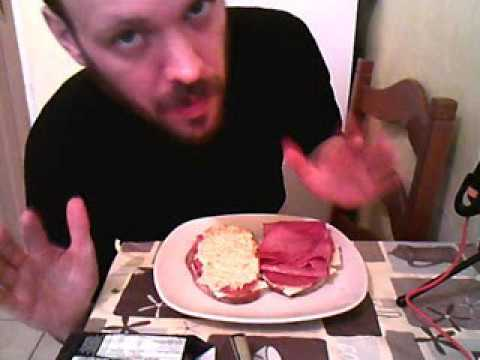 Making The Best Reuben Sandwich
