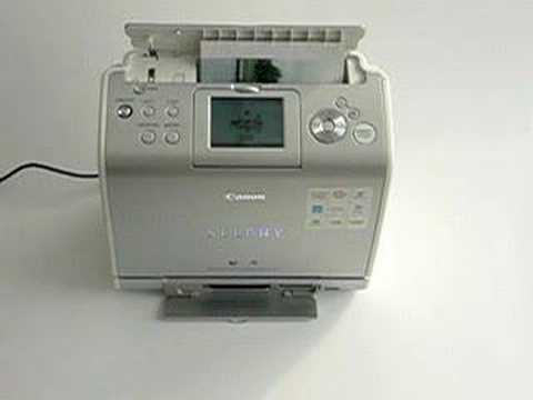 CANON SELPHY PHOTO PRINTER ES1 DOWNLOAD DRIVERS