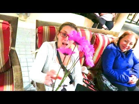 FLOWER DELIVERY PRANK!!