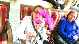 FLOWER DELIVERY PRANK!!