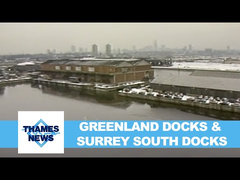 Greenland Docks & Surrey South Docks | Thames News