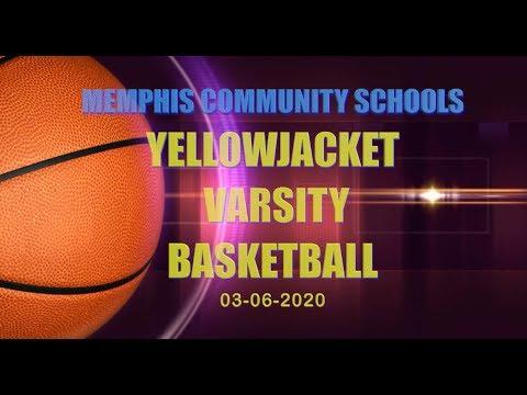 Parent Night Memphis Varsity Basketball Vs Clintondale Dragons ( 03-06-2020)