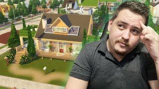 UMA CASA 100% SUSTENTÁVEL│Slow Build│The Sims 4