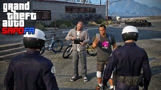 GTA SAPDFR - DOJ 67 - Bobby-D Exposes The P (Criminal)