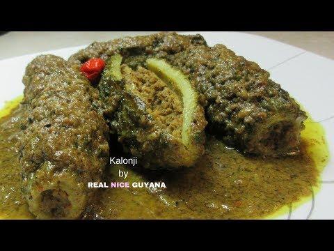 Kalonji, step by step Video Recipe II Real Nice Guyana (HD)