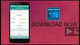 Fake Credit Card Prank