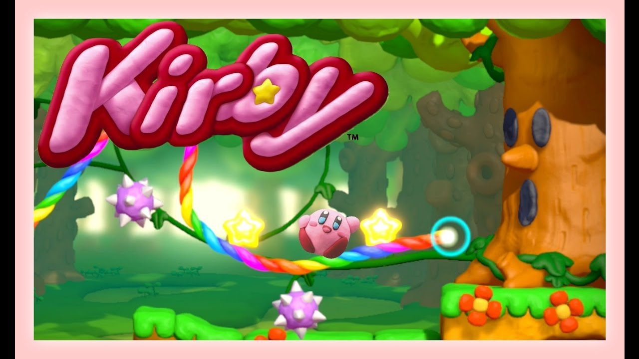 kirby and the rainbow paintbrush woods sqaishey