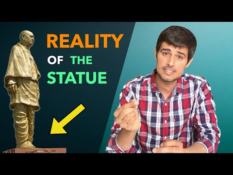 Statue of Unity: The Harsh Reality | Analysis by Dhruv Rathee