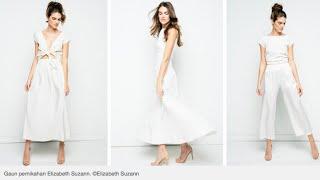 Desainer ini buat gaun nikah yang murah dan bisa dipakai sehari-hari