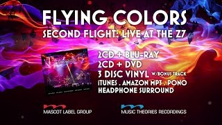 Flying Colors - Second Flight: Live At The Z7 (Official Trailer)
